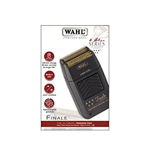Wahl Finale Lithium - Maquina de afeitar: Amazon.es: Salud y cuidado personal