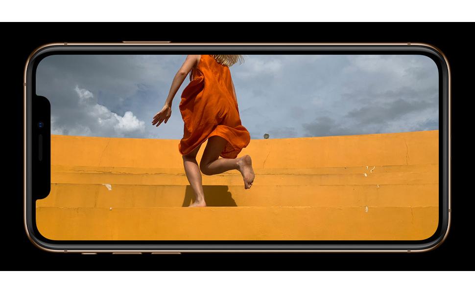 Apple Iphone XS Max With Facetime - 256 GB, 4G LTE, Gold, 4 GB Ram, Single Sim & E-Sim