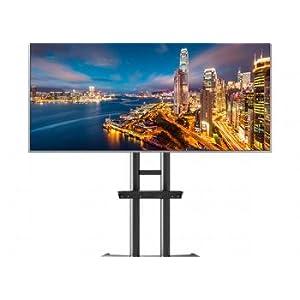 El pedestal móvil AVA1800-70-1P de diseño modular y ligero de peso facilita el montaje de diversos tipos de pantalla como plasma, LCD o LED TV para salas de ...