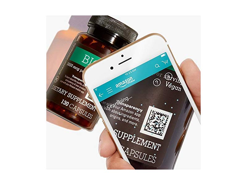 Every bath is tested for quality and purity. Scan the code to see the results of your bottle