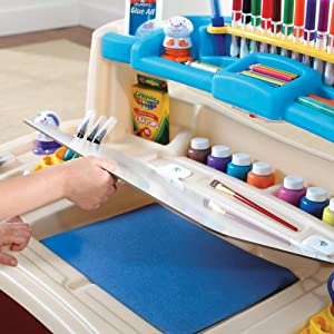 Step2 Deluxe Art Master Desk 702500 Easels Amazon Canada