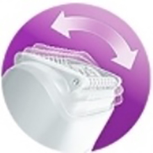 Braun Silk-epil 9 9-538 Wet & Dry Epilator With 3 Extras