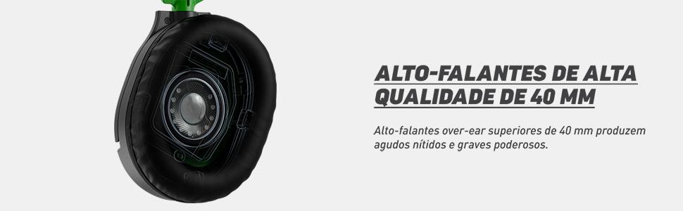 Alto-falantes de alta qualidade de 40mm