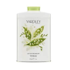 Lily of the Valley Talc