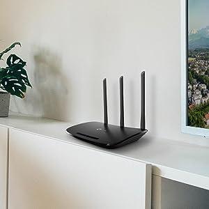 Tp-Link 450 MBPS Router,Tl-940N