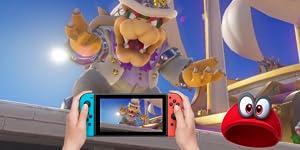 Super Mario Odyssey: Nintendo Switch: Amazon.es: Videojuegos