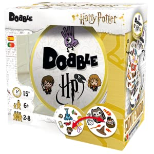 Asmodee Dobble Harry Potter, Color jeu dambiance (DOBHP02FR ...