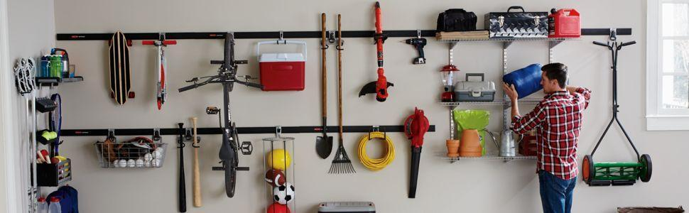 The Ultimate Garage Storage System