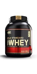 Gold Standard, 100% Whey Protein, Optimum Nutrition