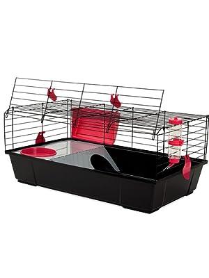 VOLTREGA 001530N1 Jaula para Conejos: Amazon.es: Productos para ...