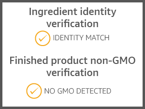 Amazon Elements is tested for ingredient purity
