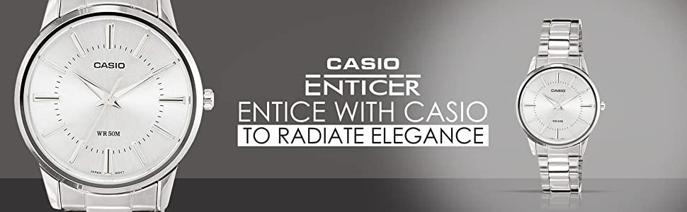 Casio Casual Watch Analog Display Japanese Quartz