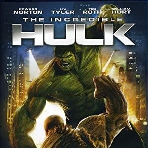 Amazon.com: The Incredible Hulk [Blu-ray]: Edward Norton, Liv ...
