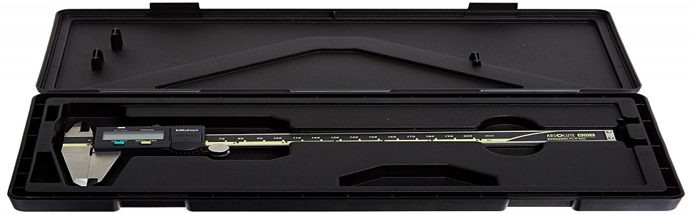 """Details about  /Japan Mitutoyo 0-8/"""" 0-200mm Absolute Digital Caliper 500-197-30//20 0.0005/"""" 0.01"""