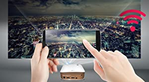 LG Cinebeam Ph150G - Proyector con Batería Integrada hasta 100 ...