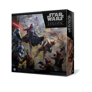 Fantasy Flight Games - Star Wars Legión, Juego de mesa (FFSWL01 ...