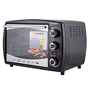 Elekta 20L Electric Oven with Rotisserie