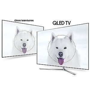 Televisor QLED 2017 de 55