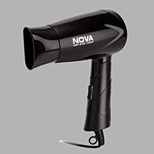 Nova NHP 8100 Silky Shine 1200 W Hot and Cold Foldable Hair Dryer ... 564af9d0cd