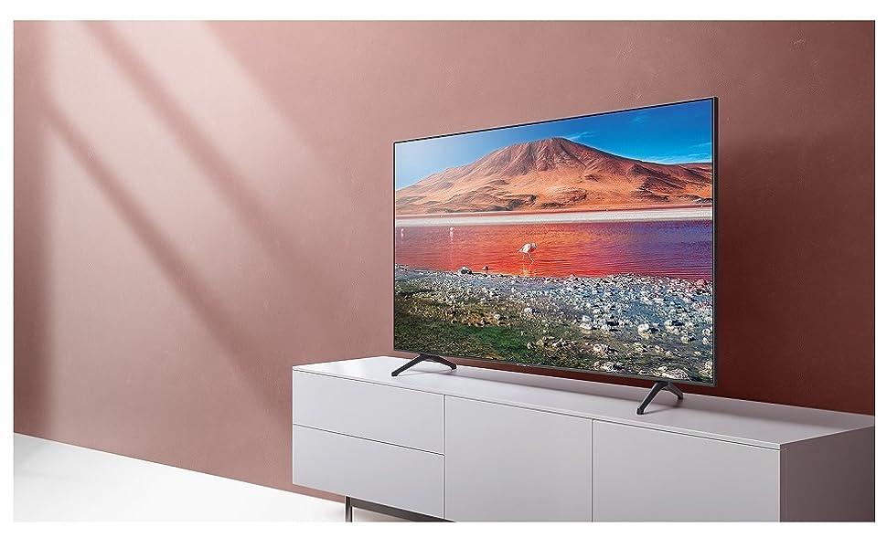 Samsung Crystal UHD 2020 70TU7105- Smart TV de 70