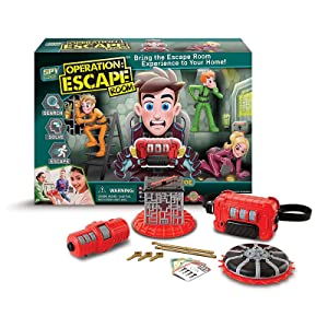 Operation Escape: Amazon.es: Juguetes y juegos