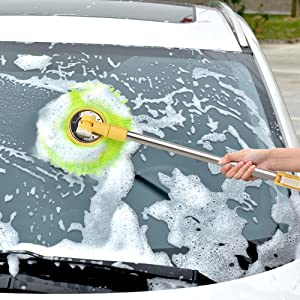 Cleaning Mop for Car