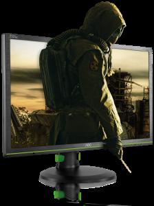 AOC G2460PG - Monitor gaming de 24