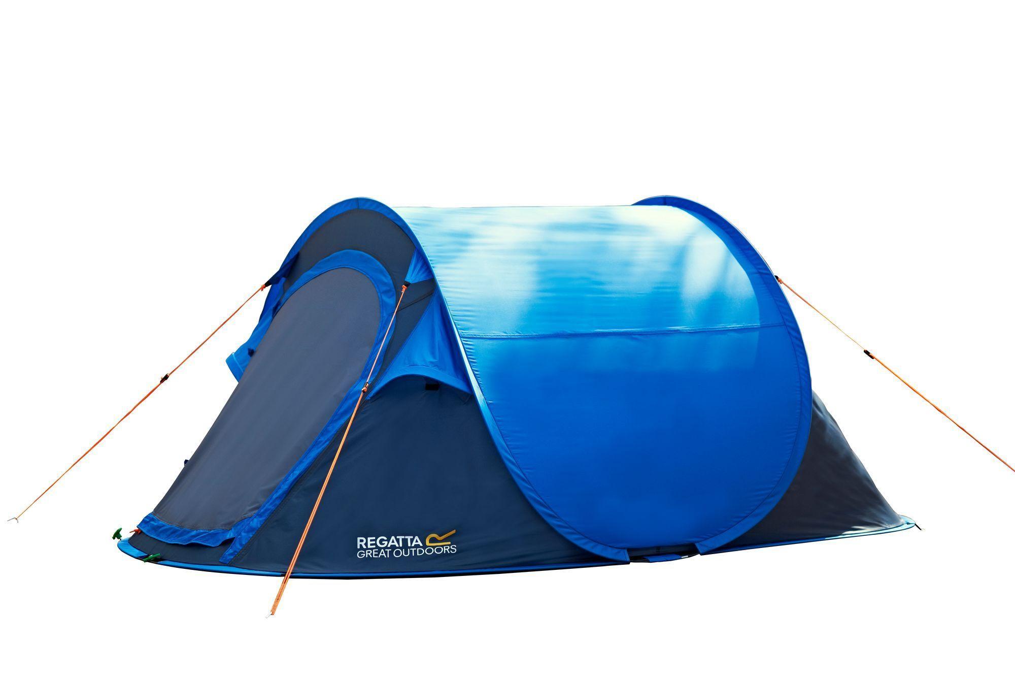 Regatta Waterproof Malawi Unisex Outdoor Pop-Up Tent