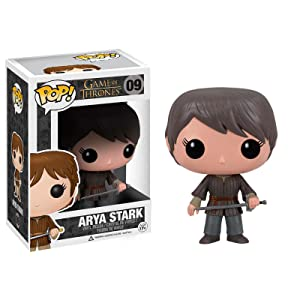 POP! Vinilo - Game of Thrones: Arya Stark