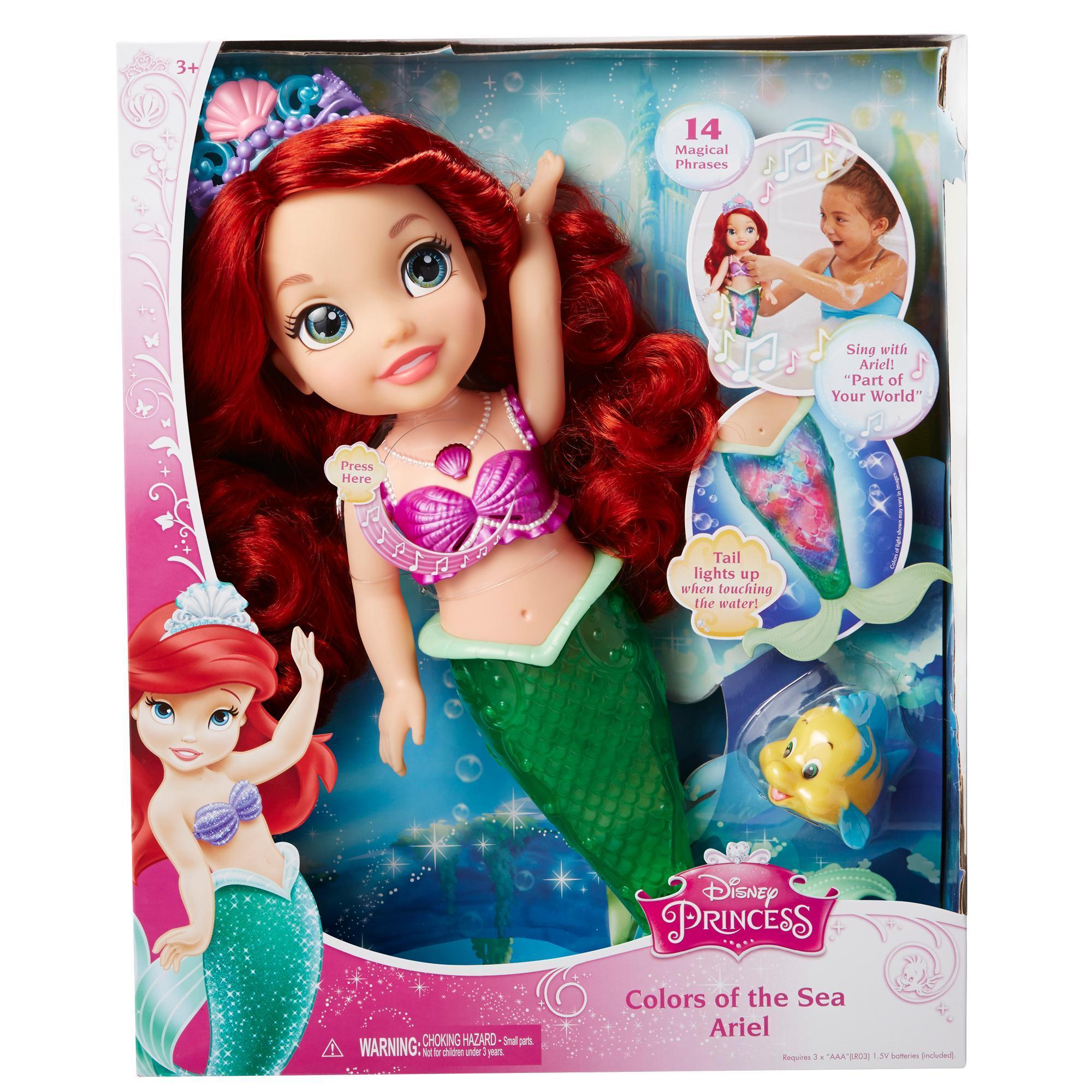 Princesa Ariel Mu 241 Eca Interactiva Amazon Com Mx Juegos Y