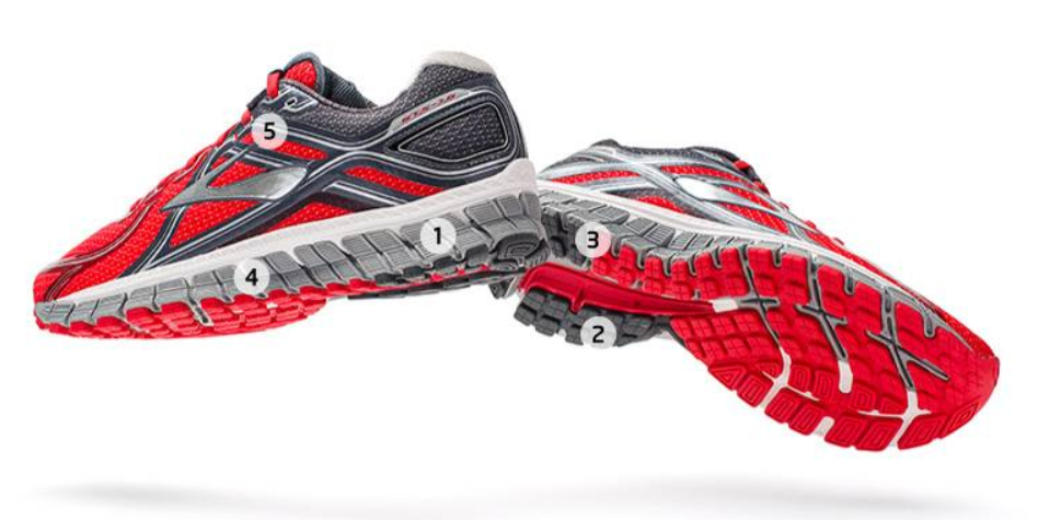 Brooks Running Shoes Amazon Uk