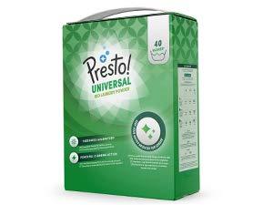 Marca Amazon - Presto! Detergente universal en polvo, 120 ...