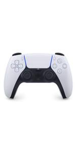 DualSense ワイヤレスコントローラー 【Amazon.co.jp特典】PS5用コントローラー充電ケーブル3m