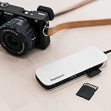 キングストン Kingston 7in1 USB Type-C ハブ Type-A3.0 Type-C HDMI SD MicroSD バスパワー Nucleum C-HUBC1-SR-EN 2年保証