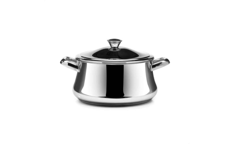 Zahran 0330010026 Stainless Steel Stewpot