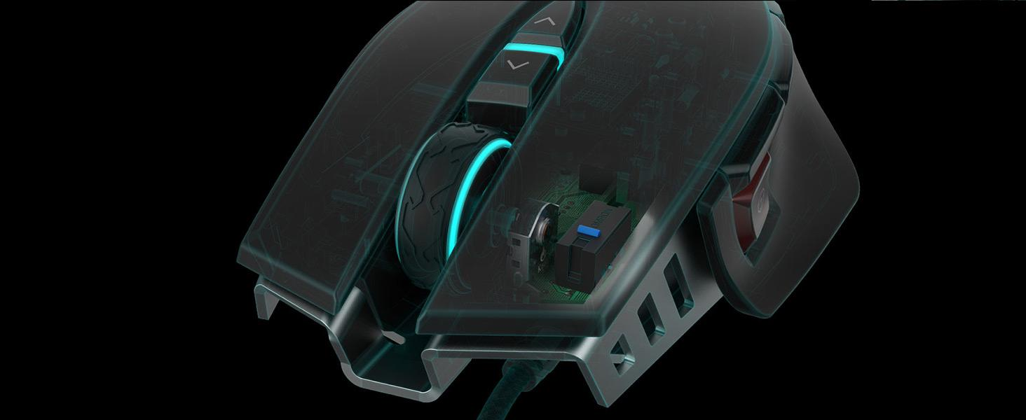 M65 RGB ELITE Tunable FPS Gaming Mouse