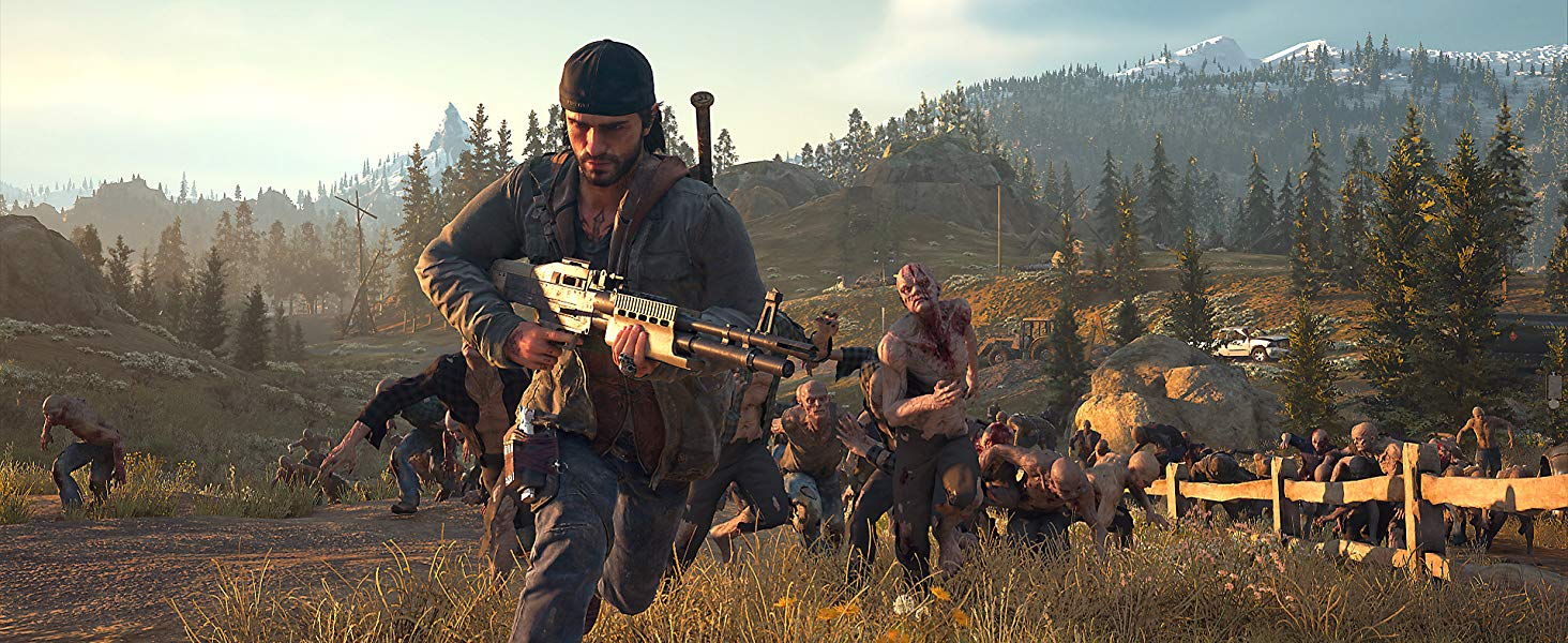 PS4 DAYS GONE Standard Edition By Sony For Playstation 4