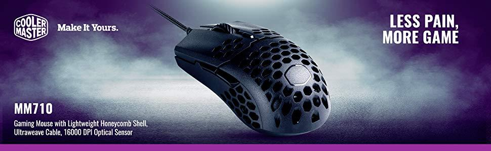 MM710 Lightweight Gaming Mouse