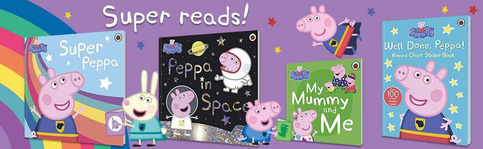 Peppa Pig: Fairy Tale Little Library by Lauren Holowaty - Hardcover