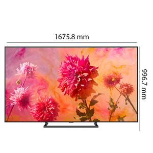 Samsung 75 Inch QLED 4K Smart TV