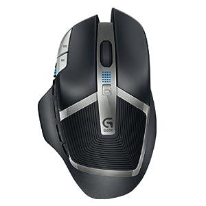 b149f28674e Logitech G602 Wireless Gaming Mouse - Black: Amazon.ae: TJDesignz