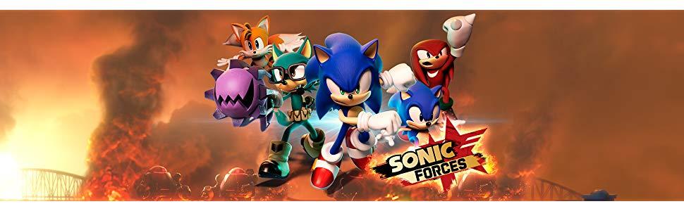 Sonic Forces - Bonus Edition: Amazon.es: Videojuegos