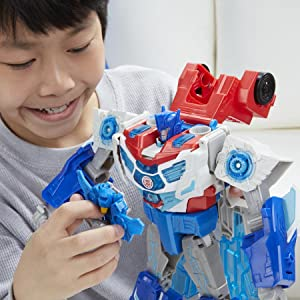Scan the Figure to Unlock Content in the Transformers: Robots in Disguise App