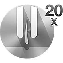 Braun Silk-epil 3 3370 epilator with 2 Extras