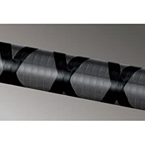 カーボンテープを斜めに巻き付けるブレーディングX