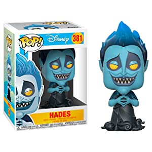 Funko Pop!-29325 Hades Disney Figura de Vinilo, Multicolor, 9 cm ...