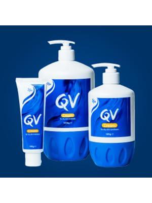 QV Cream 500g Pump