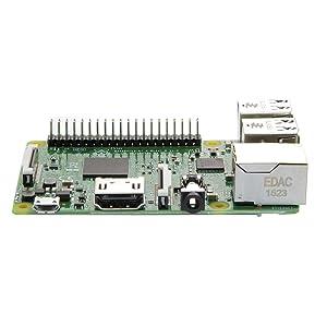 Raspberry Pi Model B RASP-PI-3 Motherboard