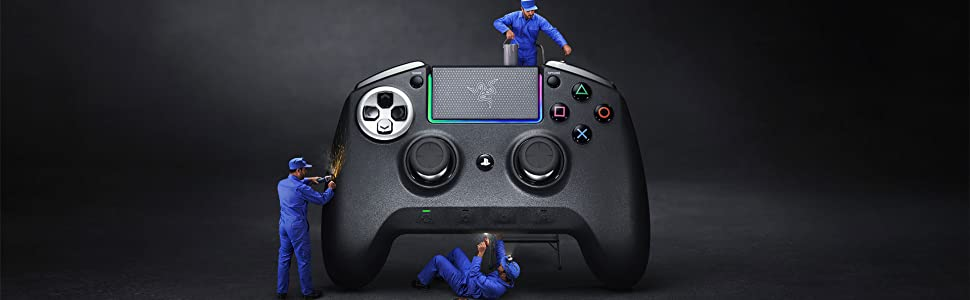 Razer Raiju Ultimate para PS4