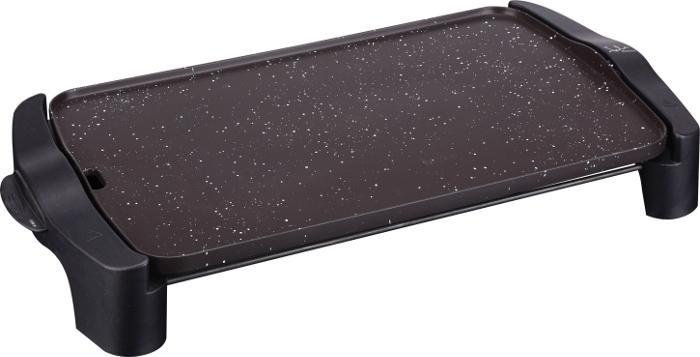 Jata GR557A Plancha de Asar Superficie 46 x 28 cm Recubrimiento ...